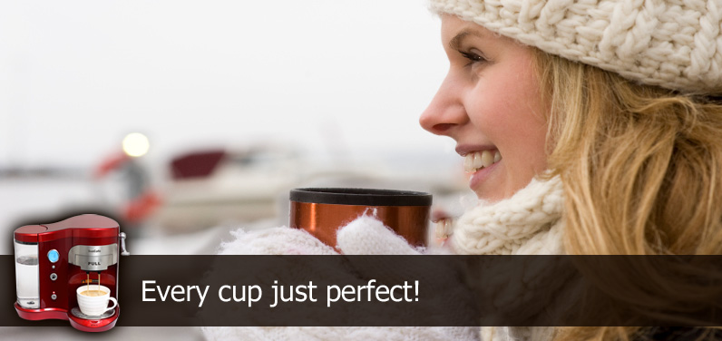Every cup just perfect.
